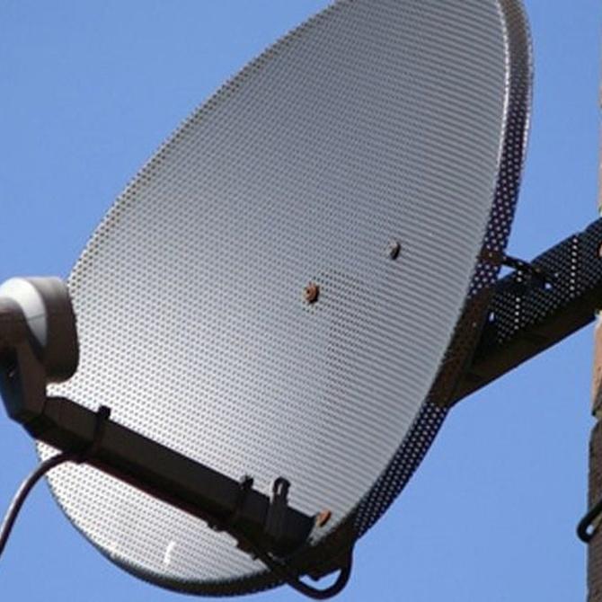 ¿Me interesa poner una antena parabólica en casa?