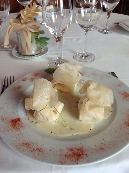 Menús especiales para fiestas en La Corrola