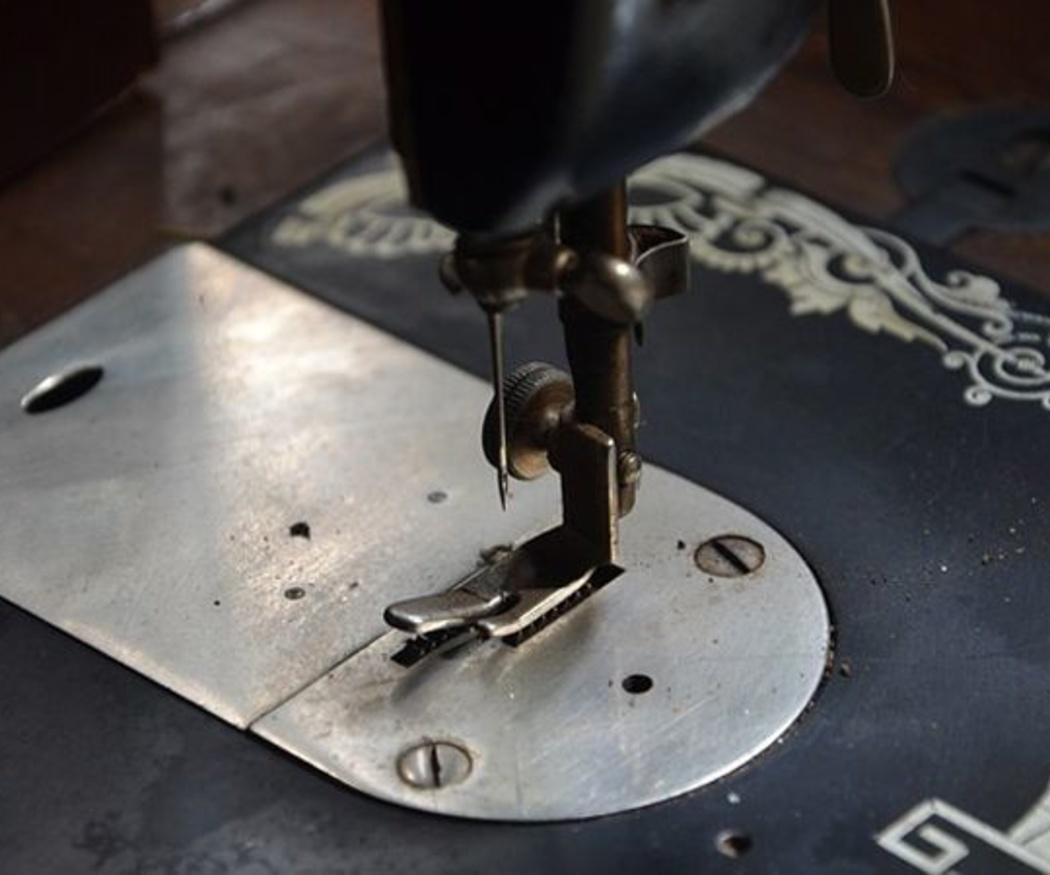 El resurgir de la máquinas de coser