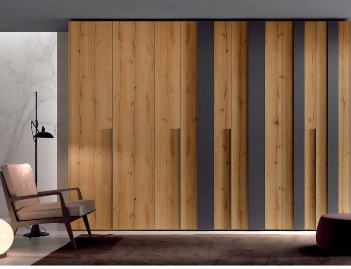 Armario puertas batientes AB_6: Muebles de Spais a Mida