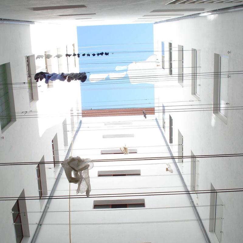Rehabilitación de patios: Servicios de Odeón Rehabilitaciones Integrales, S.L.