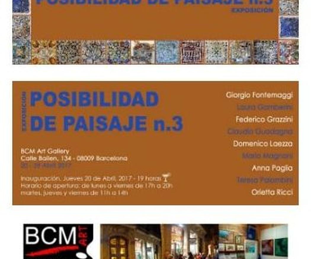 POSIBILIDAD DE PAISAJE 3
