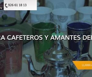 Comprar té en Manzanares: DcaféyTé