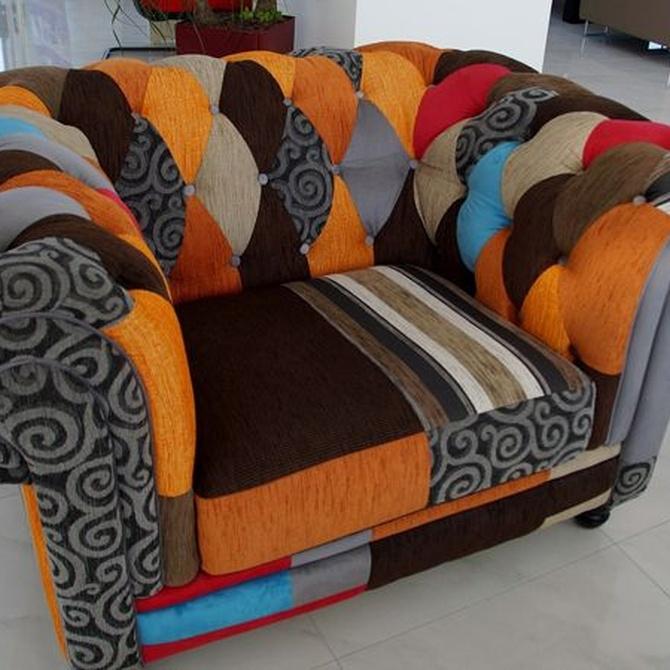 Como tapizar un mueble en casa