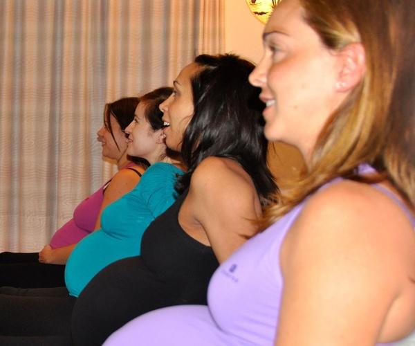 Gimnasia prenatal en Valencia