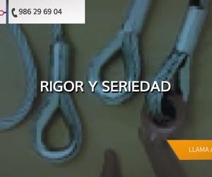 Suministros industriales en Vigo | Efectos Navales del Noroeste