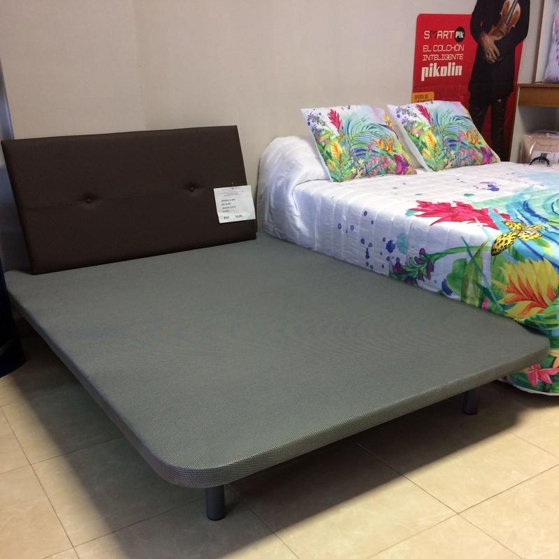 Bases tapizadas y somieres: Productos de Colchón Dreams