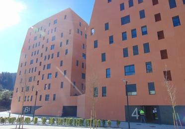 Alquiler de pisos en Eibar