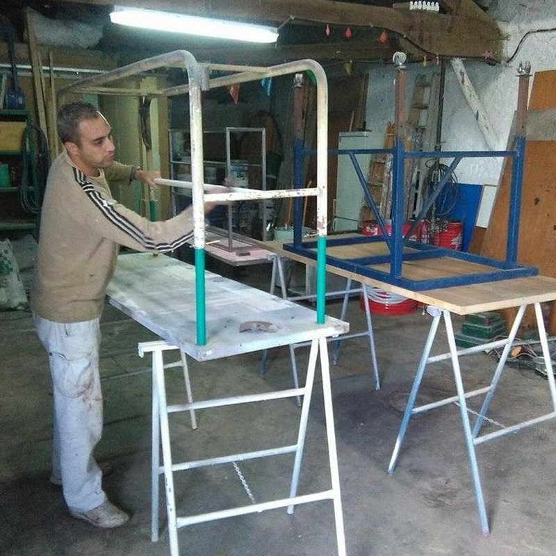 Esmaltes y barnices: Servicios de Pintores Artedec