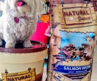 Dieta B.A.R.F /A.C.B.A comida cruda , alimentación natural : Productos y servicios de Peluquería Canina y Felina Can Pepa