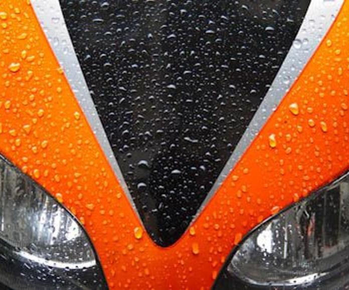 Personalizaciones para motos: Servicios de MV Racing