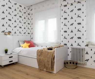 Reforma integral de vivienda situada en el centro Bilbao