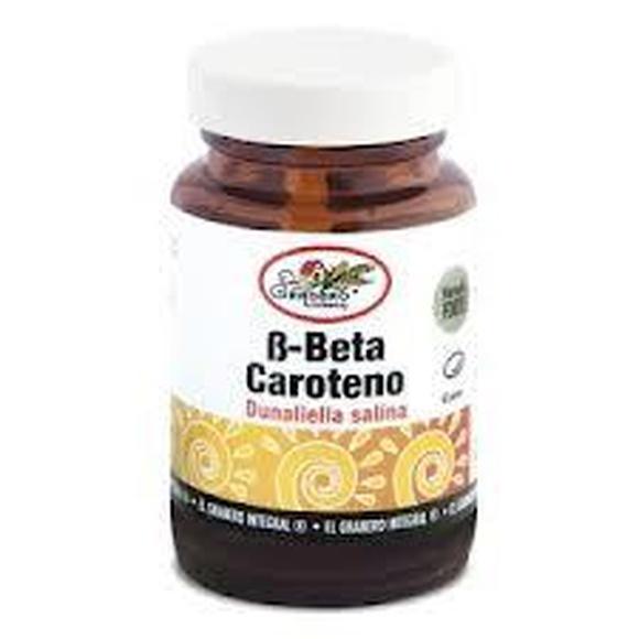 Beta Caroteno Forte El Granero: Catálogo de productos de Herbolario El Monte