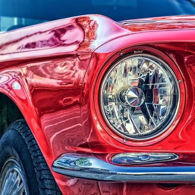 Tipos de acabados en la pintura de tu coche