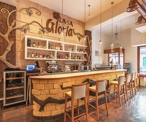 Barra de nuestro restaurante en Palma de Mallorca