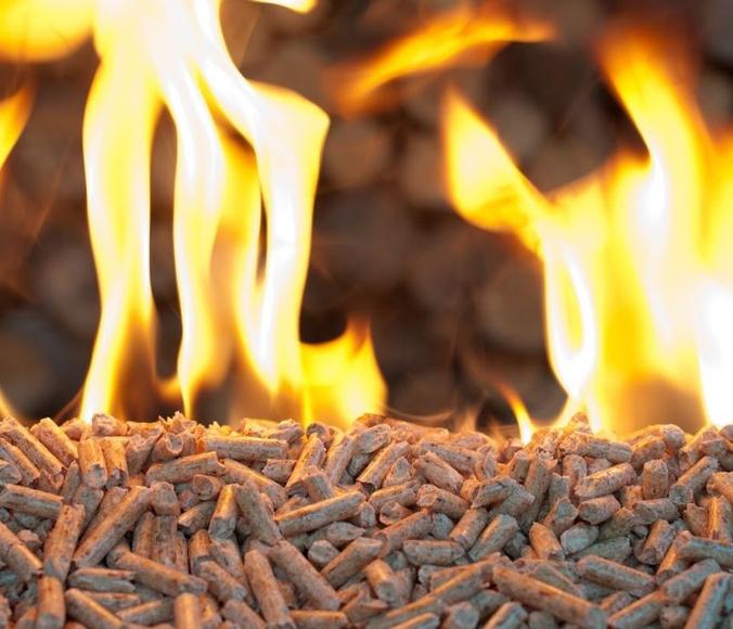 Estufas de pellet: Servicios de Jesús Pascual Romero