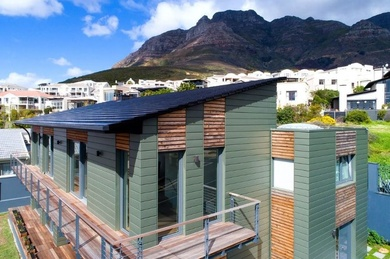 RESIDENCIA INDIVIDUAL, Cape Town, South Africa