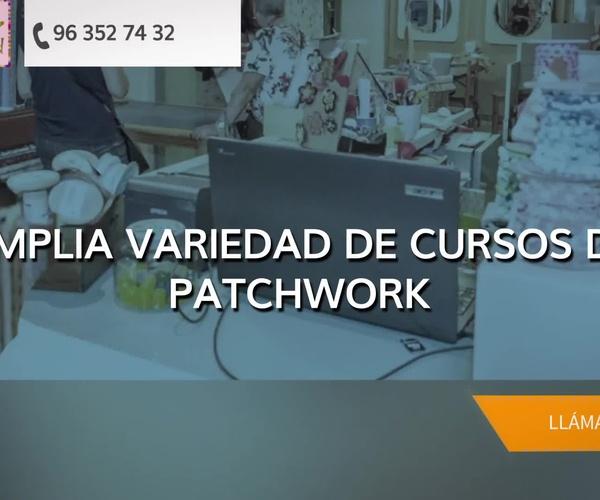 Colchas de patchwork en Valencia: Nadal Verd