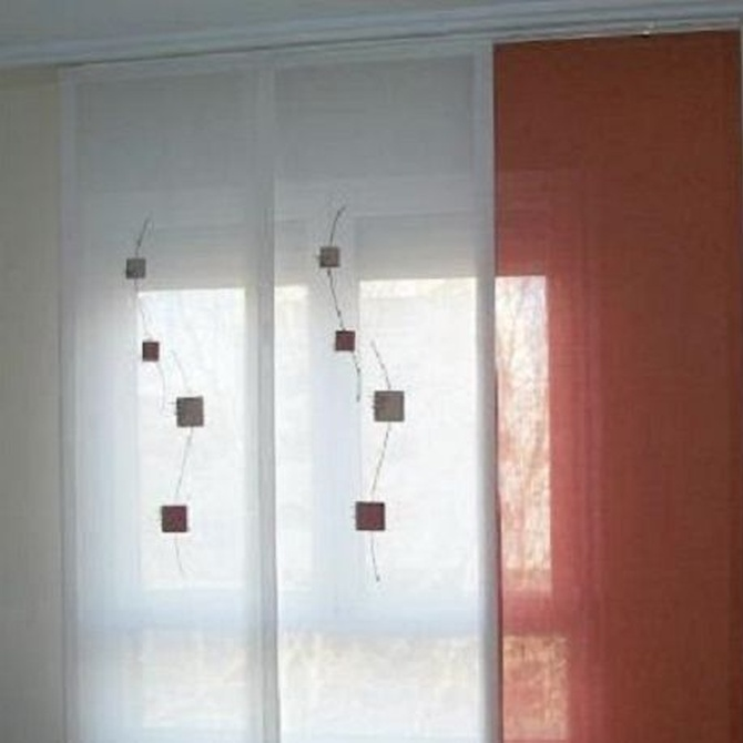 ¿Has pensado en instalar paneles japoneses?