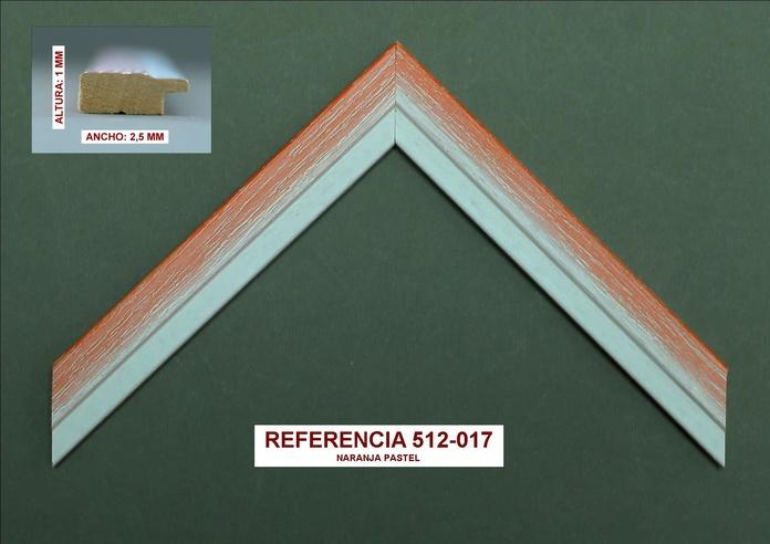Referencia 512-017: Muestrario de Moldusevilla