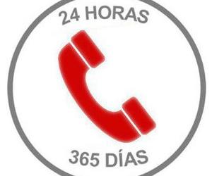 URGENCIAS 24H Tel. 976409724