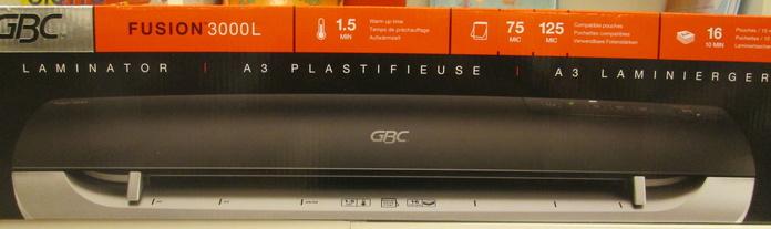 Plastificadora GBC 3000L