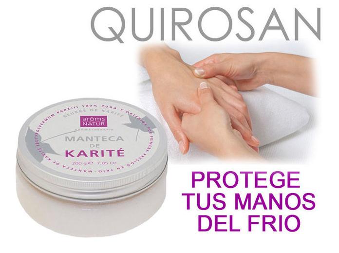 Protege tus manos del Frio