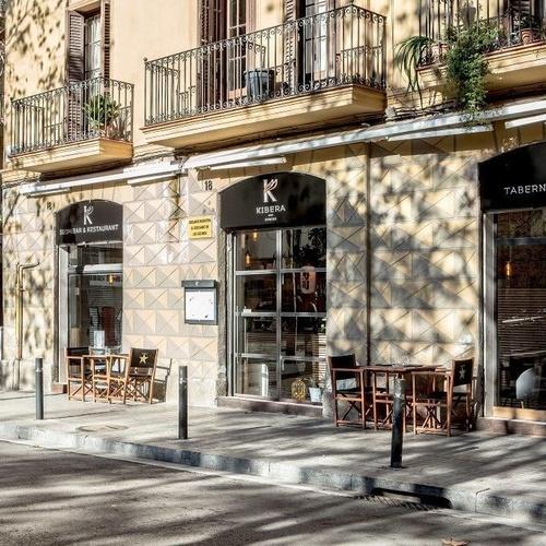 Restaurante japonés en Poble Sec, Barcelona