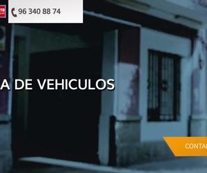 Alquiler de furgonetas, camiones,...en Valencia