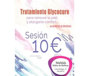 Tratamiento Glycocure 10€ sesión