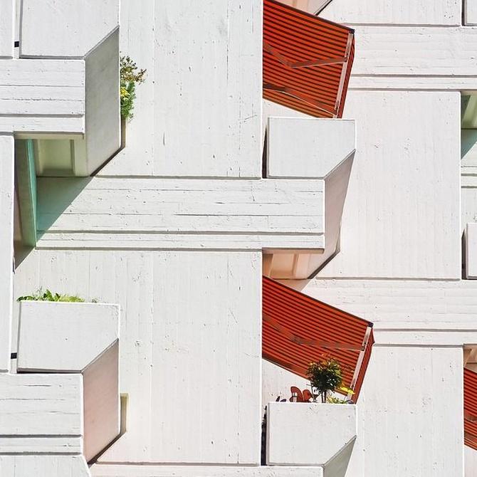 Tipos de toldos para balcón