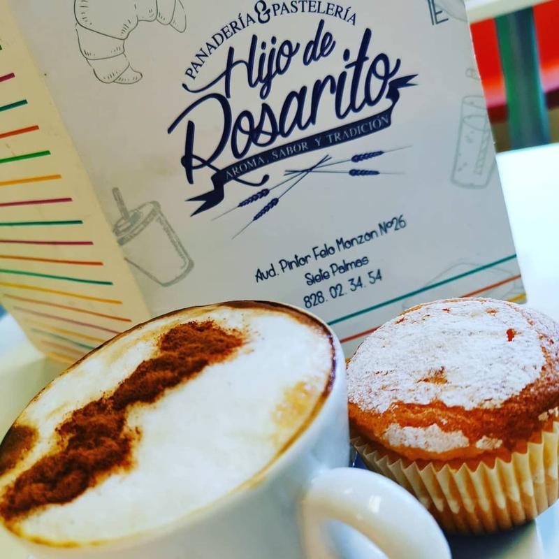 Servicio de mesa: Nuestros productos artesanales de Panadería Pastelería Hijo de Rosarito