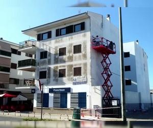 Rehabilitación de edificio en Llumajor