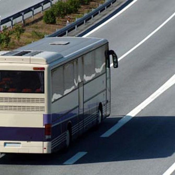 Razones por las que usar el autobús