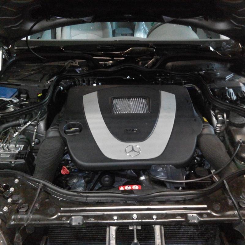 Mercedes E280: Servicios mecánicos de Davial Motor