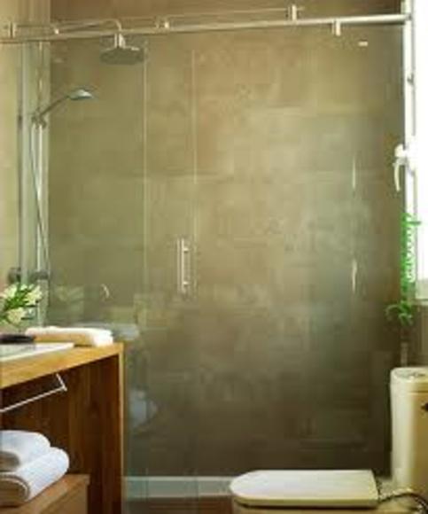 Mamparas de baño y ducha: Productos  de Carpintería de Aluminio Zaragoza