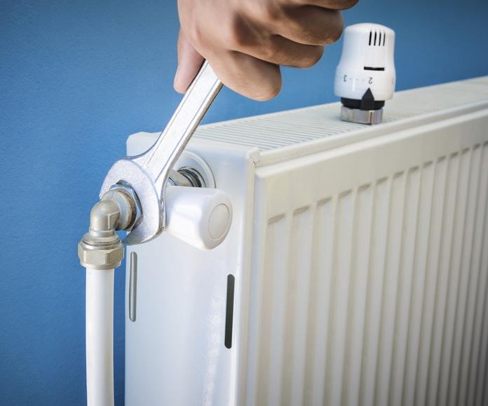 Calefacción: Servicios de Reparaciones y Fontanería del Hogar Ordóñez