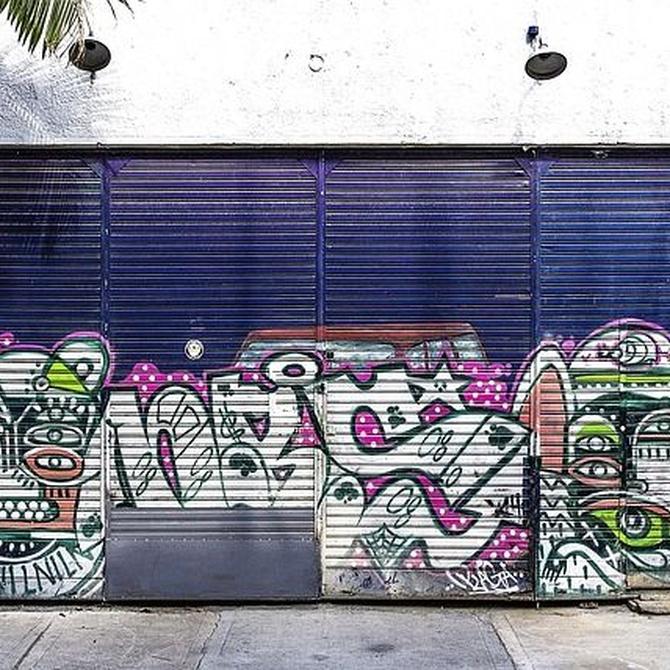 Consejos para quitar grafitis