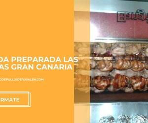 Asador de pollos en Las Palmas de Gran Canaria | Asadero de pollos Jerusalén