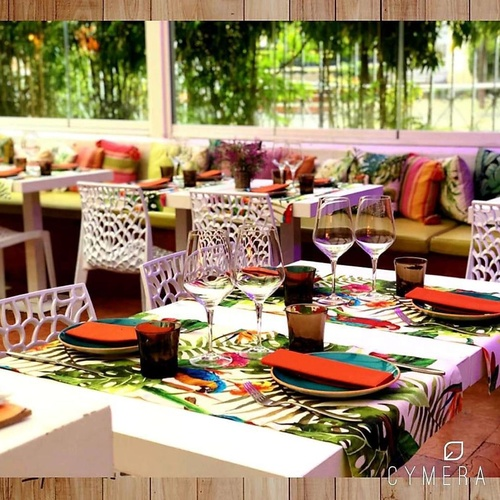 Restaurante la Manuela. Majadahonda Zona lounge