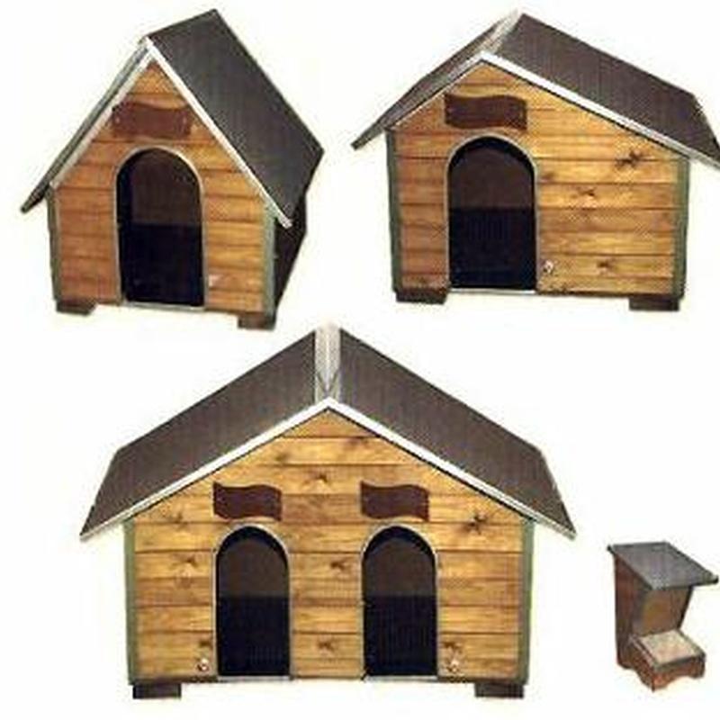 Casetas para mascotas: Productos de Bricolatge Martí