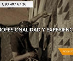 Restauración de fachadas en Hospitalet de Llobregat | M-38 Soluciones Verticales