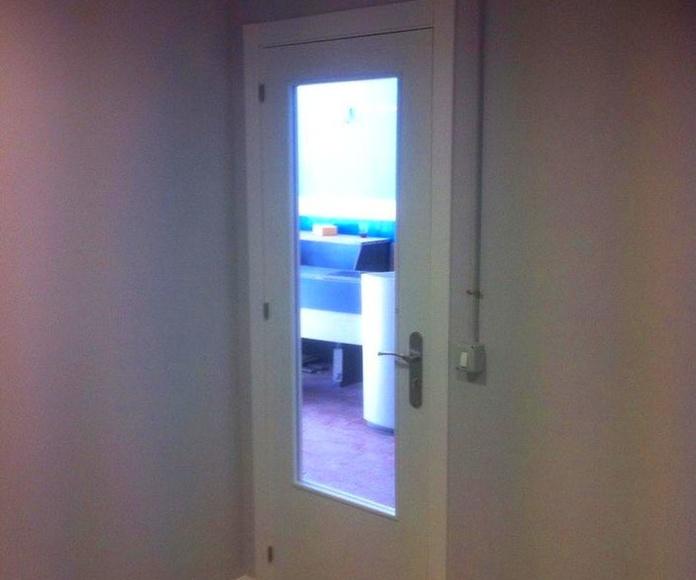 Oficina de pladur.: Trabajos realizados de REFORMAS, INSTALACIONES Y CONSTRUCCION ARAGON SLU
