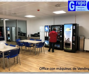 Office y máquinas vending