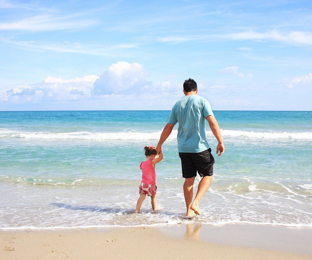 Vacaciones de verano. Cómo disfrutarlas con tus hijos si estás divorciado