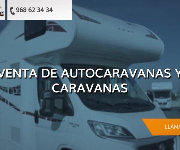 Venta de autocaravanas en Alicante: Caravanas Murcia