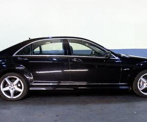 Alquiler de coches de lujo con conductor Madrid