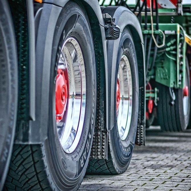 ¿Cómo funcionan las básculas para camiones?