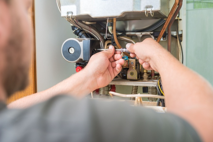 Instalación de gas: Servicios de Linagra Instalaciones