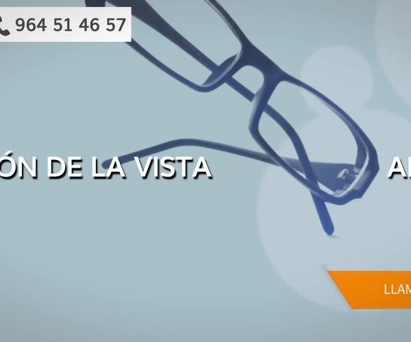 Ópticas en Burriana / Borriana | Centro Óptico Miró